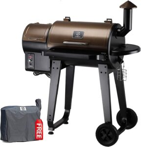 Z GRILLS ZPG-450A propane grill